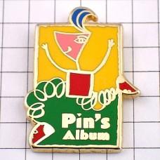 ピンバッジ・ピンズ愛好家のアルバム子ども