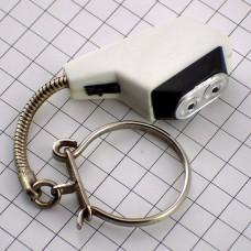 キーホルダー・電気ヒゲ剃り器