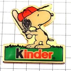 ピンズ・スヌーピー野球バッター