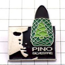 ピンズ・ピノ男性用の香水壜