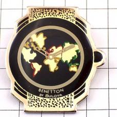 ピンズ・ベネトン腕時計ブローバ製