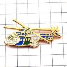 ピンズ・AS 332ヘリコプター航空アエロスパシアル社