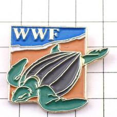 ピンズ・海亀カメWWF世界自然保護基金