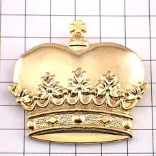 ピンズ・ガレットデロワ金色王冠