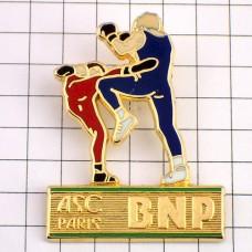 ピンバッジ・キックボクシング選手BNP銀行