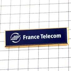 ピンバッジ・フランステレコム電話局