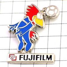 ピンズ・サッカーワールドカップ大会フジフィルム写真フランス雄鶏