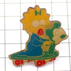 ピンズ・シンプソンズ一家マギー赤ちゃん