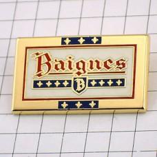 ピンズ・紋章B町の名前チーズ会社
