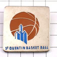 ピンバッジ・バスケットボール球
