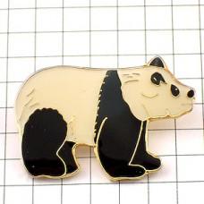 ピンズ・横向きのパンダ熊猫