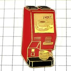ピンズ・ショッキーCHOKY/ココア自販機