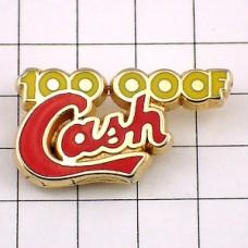 ピンズ・10万フランの現金