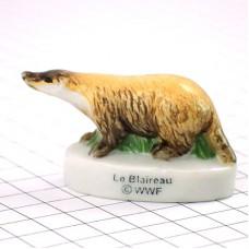 フェーブ・穴熊アナグマ/WWF世界自然保護基金
