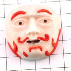 フェーブ・ベルギーのマスク仮面
