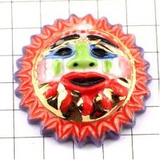 フェーブ・メキシコ太陽のマスク仮面