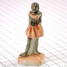 フェーブ・ドガ彫像14歳の小さな踊り子