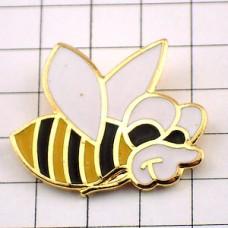 ピンズ・ミツバチ蜜蜂の笑顔