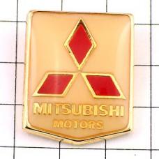 ピンズ・三菱モーター自動車エンブレム紋章