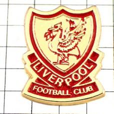 ピンズ・リバプール鳥の紋章サッカークラブ英国イギリス