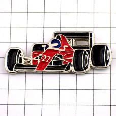 ピンズ・フェラーリ27番レースF1車