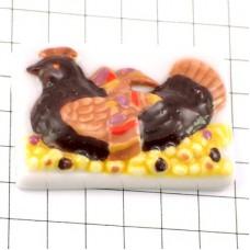 フェブ・イースター復活祭のニワトリ型チョコ鶏