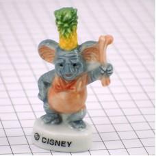フェブ・パイナップルと象ディズニー