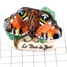 フェブ・クジャクチョウ蝶々