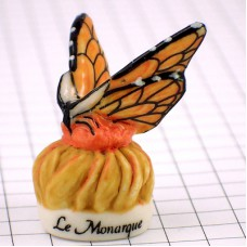 フェブ・オオカバマダラ蝶々