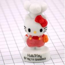 フェブ・キティちゃん猫サンリオ料理人シェフ帽