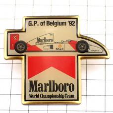 ピンバッジ・ベルギーグランプリF1マルボロ煙草