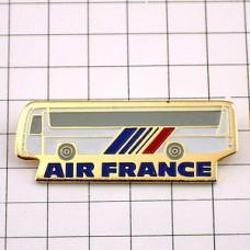 ピンバッジ・エールフランス航空の空港バス車