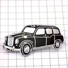 ブローチ・イギリスの黒いタクシー英国ロンドン