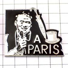 ピンズ・イヴモンタン俳優パリにて映画