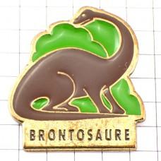 ピンズ・ブロントサウルス恐竜