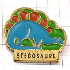 ピンズ・ステゴサウルス恐竜