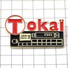 ピンバッジ・トーカイTokai車カーオーディオ機器