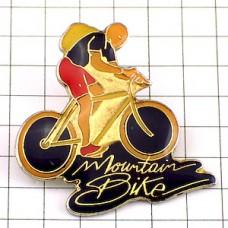 ピンズ・マウンテンバイク自転車
