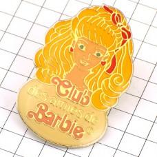 ピンズ・バービー人形クラブ女の子