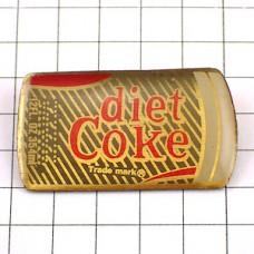 ピンズ・ダイエットコーク缶コカコーラ