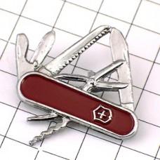 ピンズ・ビクトリノックス社スイスアーミーナイフ