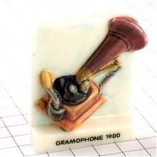 フェーブ・蓄音機グラモフォン音楽音響機器