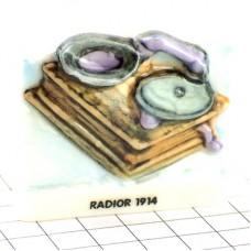 フェーブ・レコードプレーヤー音楽アンティーク音響機器