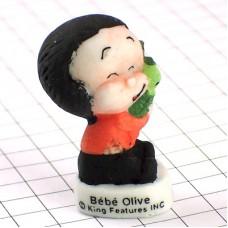 フェーブ・ポパイのオリーブ赤ちゃんアニメ漫画