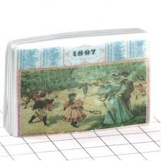フェーブ・家族の風景1897年の暦