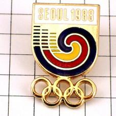 ピンズ・韓国ソウル五輪オリンピック1988