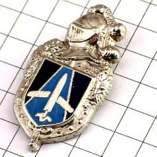 ピンズ・紋章と騎士ジャンダルムリ憲兵隊ポリス警察
