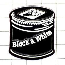 ピンズ・犬ブラックアンドホワイト酒ウイスキー