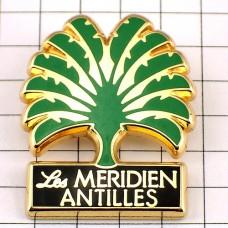 ピンバッジ・ホテル植物メリディアン緑アンティル諸島