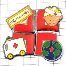 ピンズ・救急医療パズル型